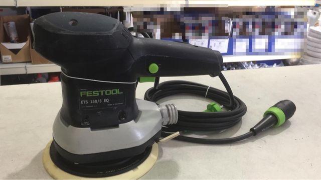 Festool Lijadora ETS EQ 150/3