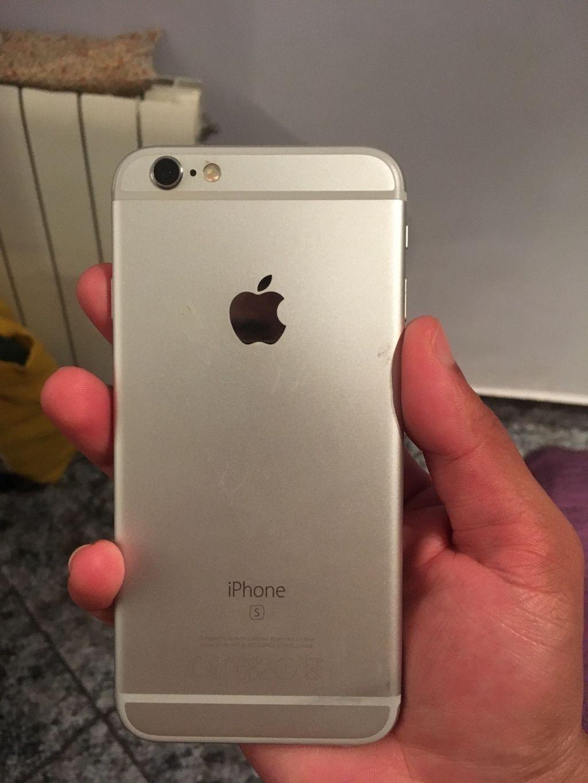 47a5e61c96b Iphone 6s plata usado - compra & venta - encuentra el mejor precio