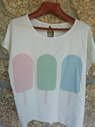 camiseta /blusa KLING talla 4