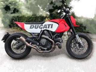 Ducati exclusiva
