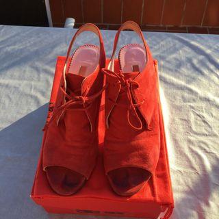 a9fe02edae63 Zapatos Carolina Herrera de segunda mano en Barcelona en WALLAPOP