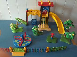 Playmobil, parque infantil