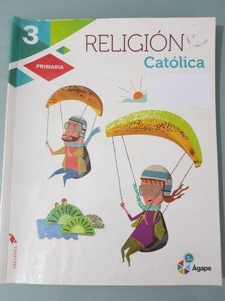 Religion 3 primaria -Agape Edelvives