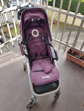 Silla carrito Ligero, Baby home Emotion.