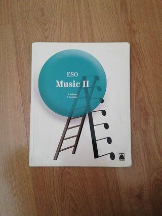 libro Music II. Teide