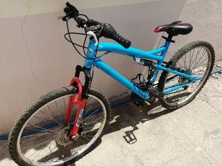 Excelente bicicleta de marchas