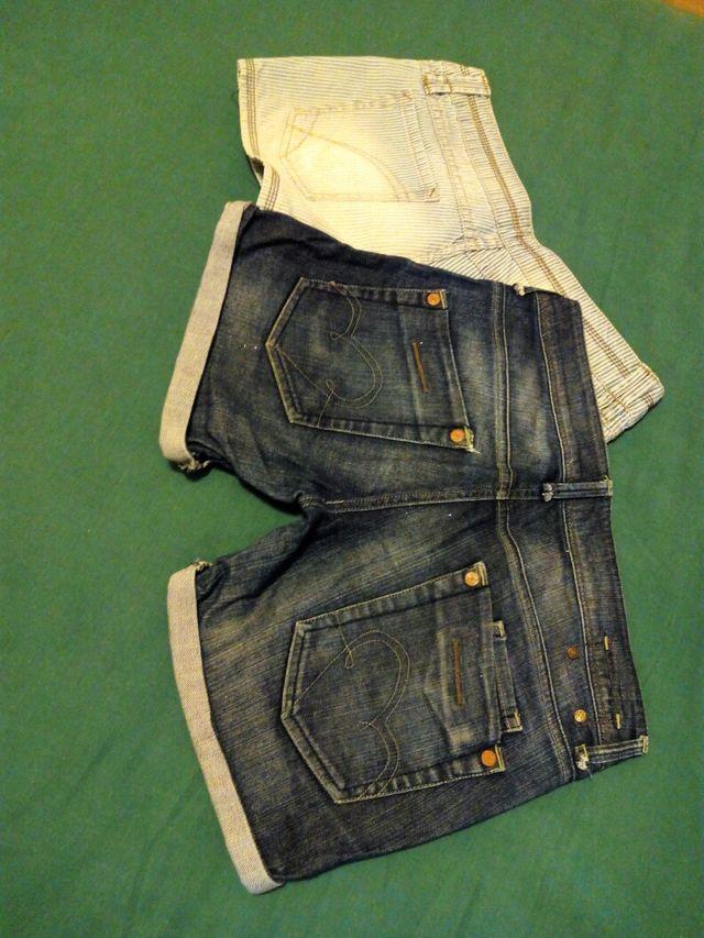 Pantalón corto talla 38