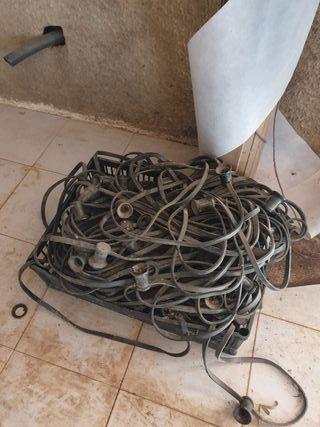cable de luces hay 50 luces aprox