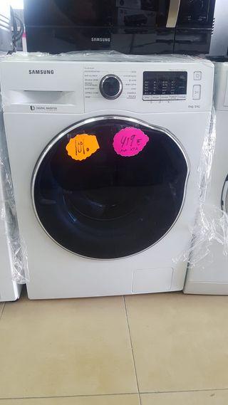Lavadora secadora samsung wd80j5430aw/ef