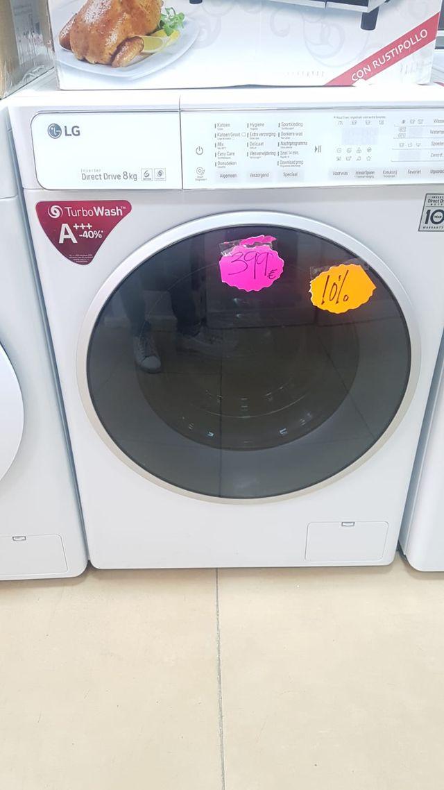Lavadora LG f14u1tcn2