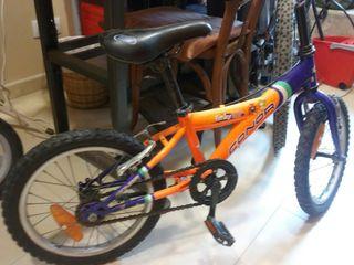 Bicicleta conor nin@