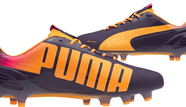 Botas Fútbol Puma