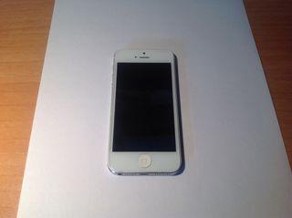 5cff35a2d90 Iphone 5s blanco de segunda mano en Valencia en WALLAPOP