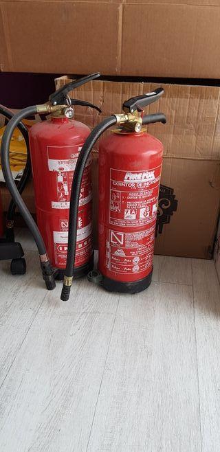 extintores de 6 kg