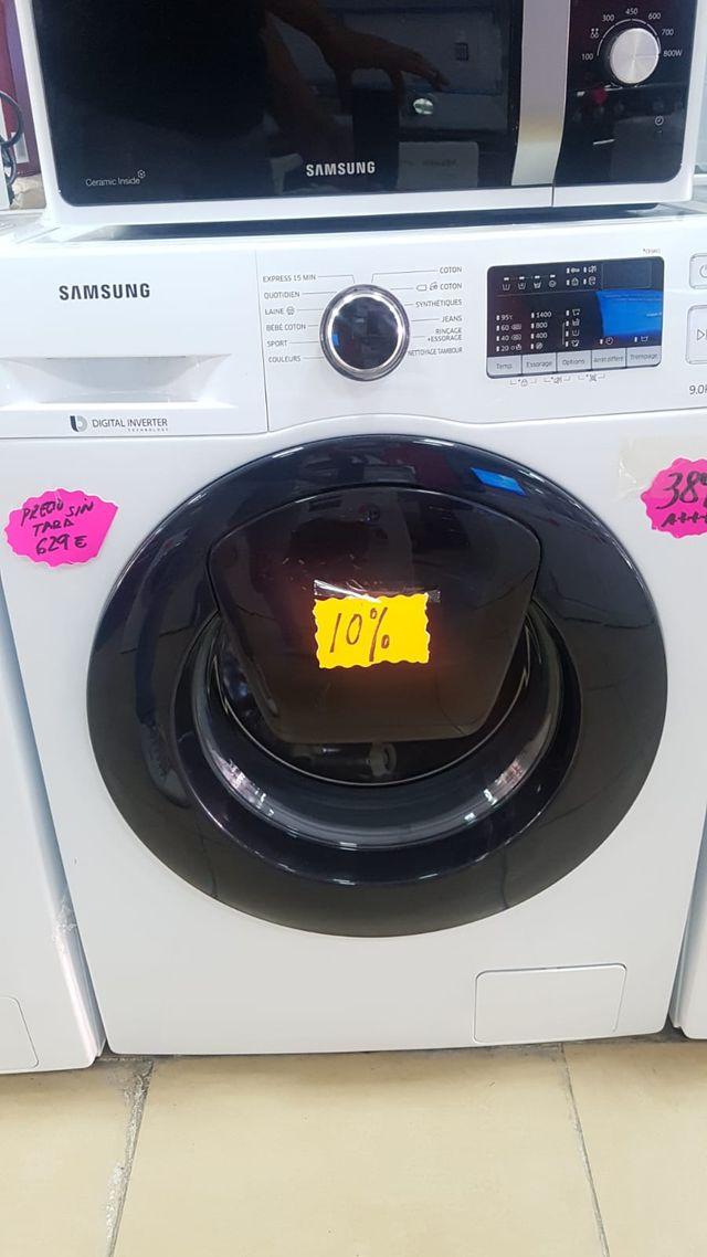 Lavadora Samsung ww90k44305w
