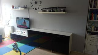 Mueble Ikea comedor de segunda mano en Terrassa en WALLAPOP