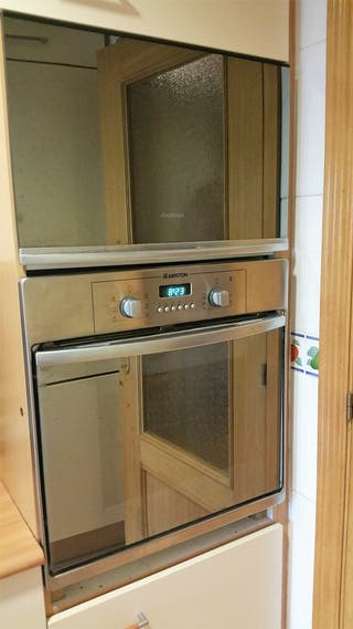 horno y microondas integrables ARISTON