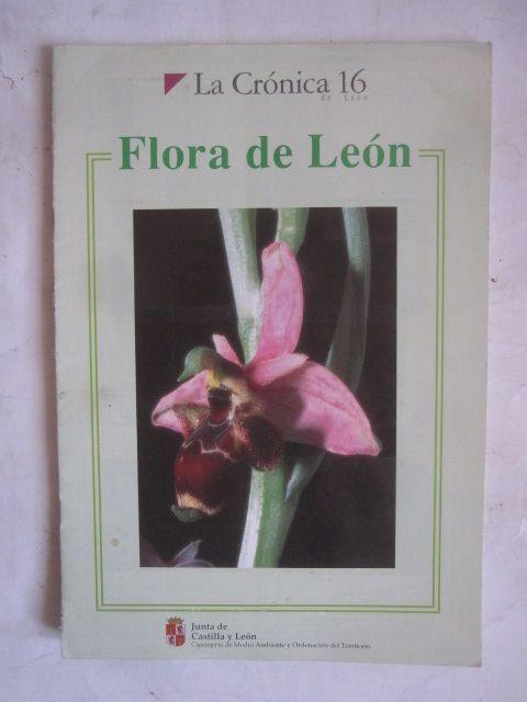 álbum de cromos flora de León