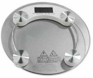 Bascula de Baño Redonda - weighing scale