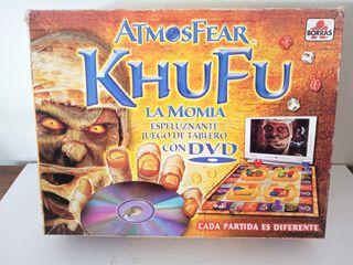 Juego de mesa Atmosfear Kufhu la Momia de Borras