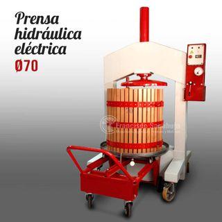 Prensa Hidraulica Electrica 70
