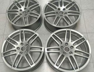 Llantas Audi A4 18 pulgadas S-line originales