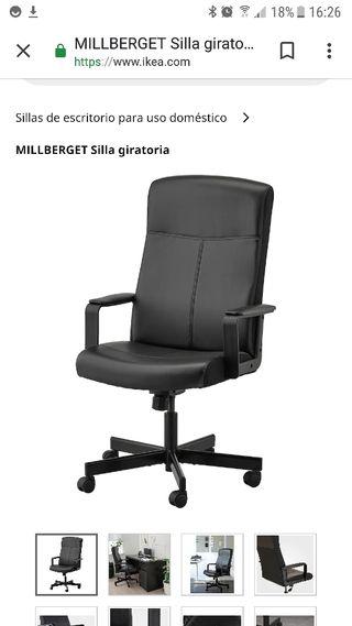 Ikea Sillas Provincia Escritorio La Segunda Mano De En qSzGMVUp