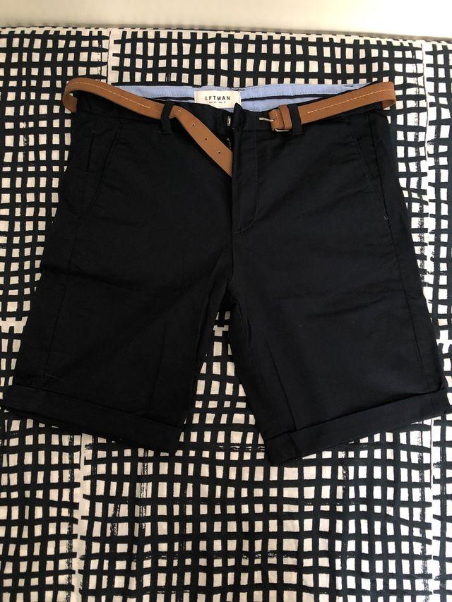 minorista online 9cc98 46de9 Pantalones cortos Lefties de segunda mano por 10 € en L ...