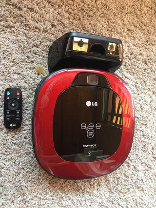 OPORTUNIDAD - Robot aspirador LG con camera