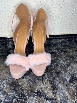 Zapatos tacón 40