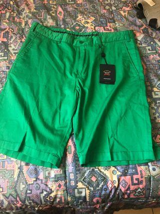 Pantalones cortos paul&shark