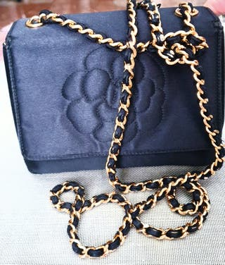 f7aa3728569904 Bolso vintage Chanel de segunda mano en WALLAPOP