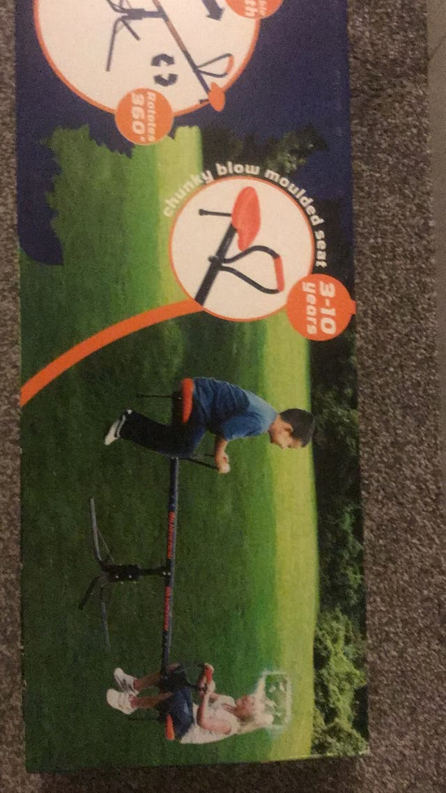 Hedstrom 2 Seater Seesaw