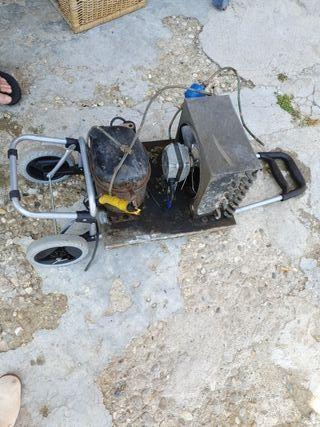 motores compresor de cámaras frigoríficas en funci