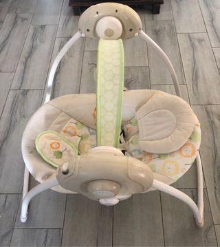 Balancín/hamaca/mecedora para bebés