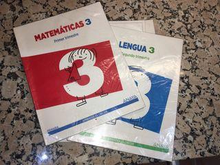 Libros primaria Anaya