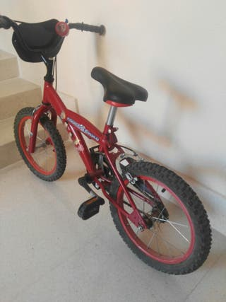 bicicleta infantil 20€ cada una