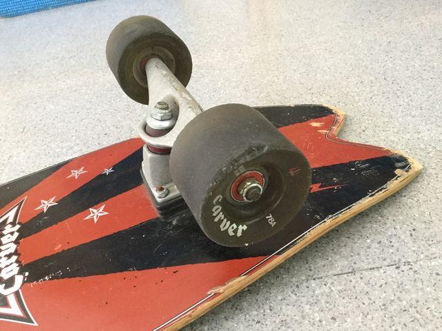 Skate carver