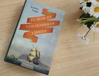 """Libro """" EL MAR DE LOS HOMBRES LIBRES """""""