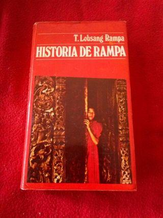 Historia de Rampa. T. Lobsang Rampa