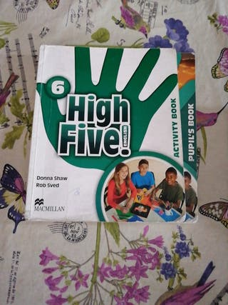 Libros 6° primaria.