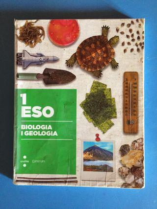 Biologia i geologia 1 ESO