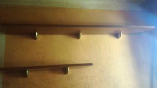 Mueble mueblebar y 2 estanterias