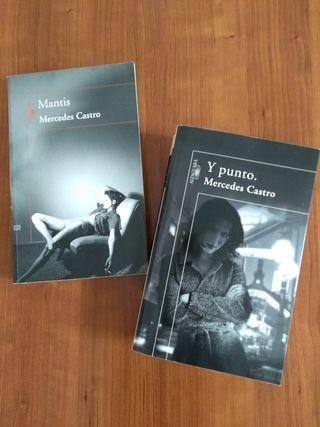 Mantis y Y punto, Mercedes Castro