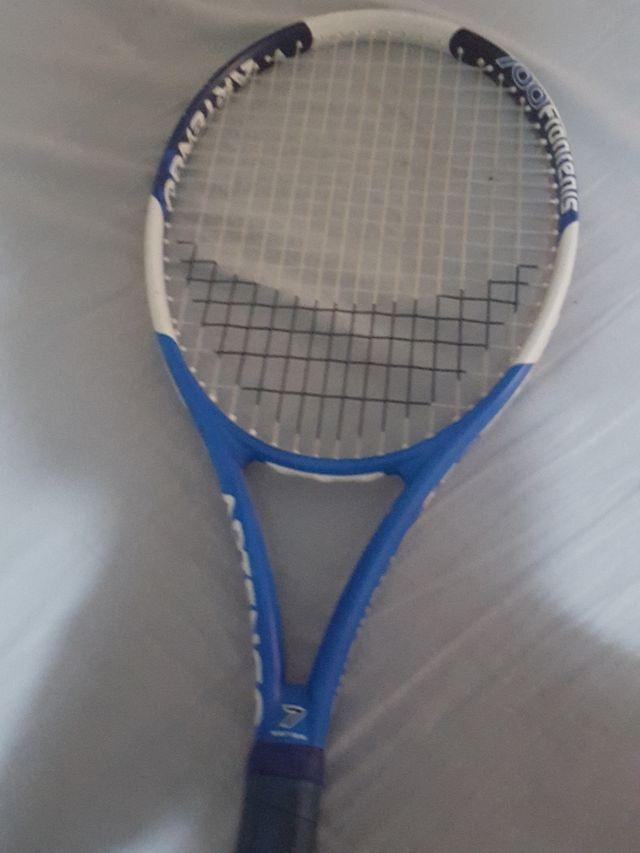 raqueta de tenis adulto