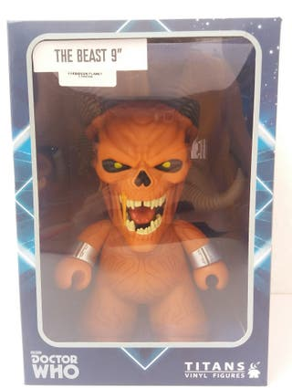 Doctor Who figura The Beast 9""