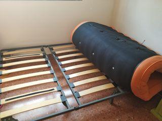 sofá cama marca Divano