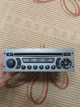 radio citroen c4 rd4