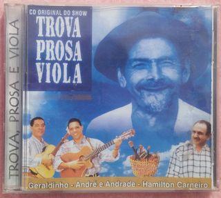Trova, Prosa e Viola - Geraldinho, André e Andrade