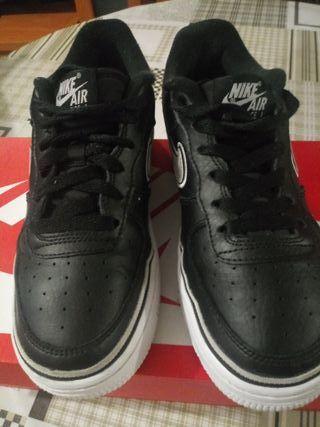 "zapatillas Nike Air Force 1 Low.""NBA"". 36,5"